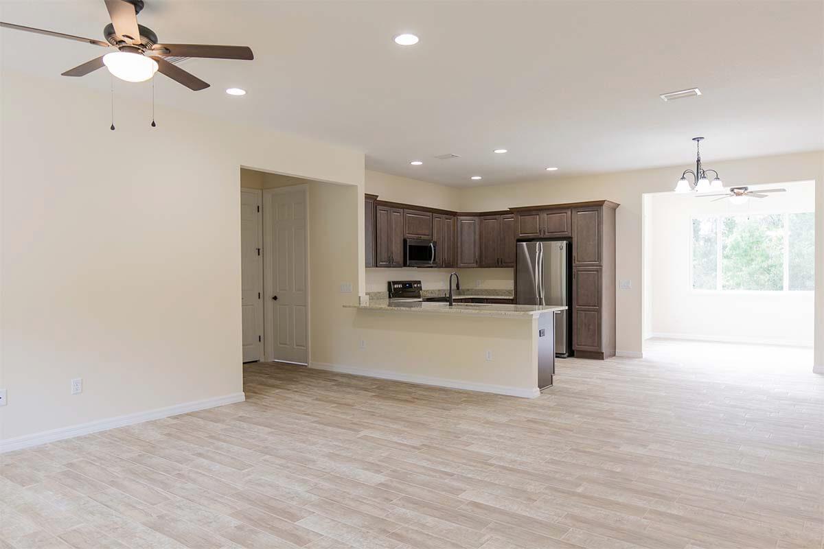 Alexa Model Home - Shamrock Construction