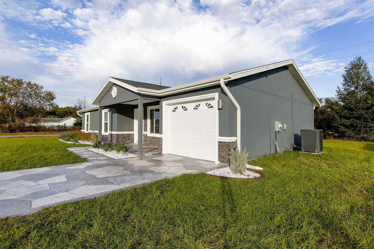 Elaina Model Home - Shamrock Construction